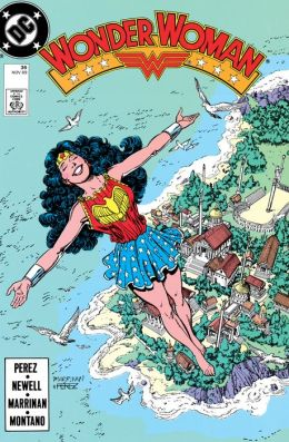 Wonder Woman (1987-2006) #36 (NOOK Comic with Zoom View)