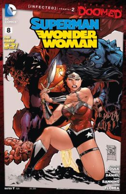 Superman/Wonder Woman (2013- ) #8 (NOOK Comic with Zoom View)