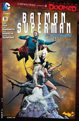Batman/Superman (2013- ) #11 (NOOK Comic with Zoom View)