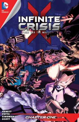 Infinite Crisis: Fight for the Multiverse #1 (NOOK Comic with Zoom View)
