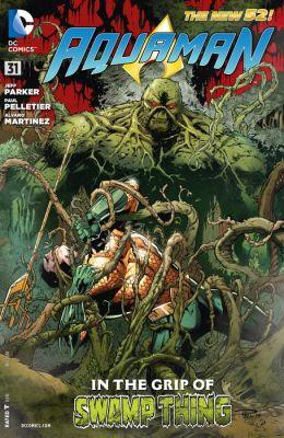 Aquaman (2011- ) #31 (NOOK Comic with Zoom View)