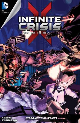 Infinite Crisis: Fight for the Multiverse #2 (NOOK Comic with Zoom View)