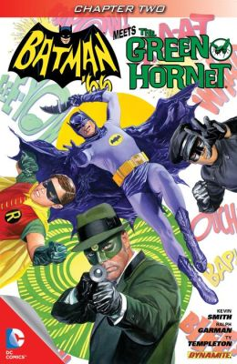 Batman '66 Meets The Green Hornet #2 (NOOK Comic with Zoom View)