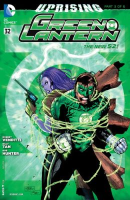 Green Lantern (2011- ) #32 (NOOK Comic with Zoom View)