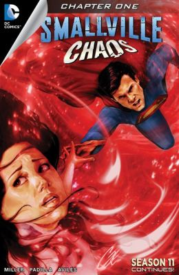 Smallville: Chaos #1 (NOOK Comic with Zoom View)