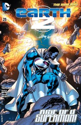 Earth 2 (2012- ) #25 (NOOK Comic with Zoom View)