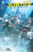 Book Cover Image. Title: Justice League #34 (NOOK Comic with Zoom View), Author: Geoff Johns