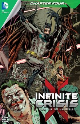 Infinite Crisis: Fight for the Multiverse #4 (NOOK Comic with Zoom View)