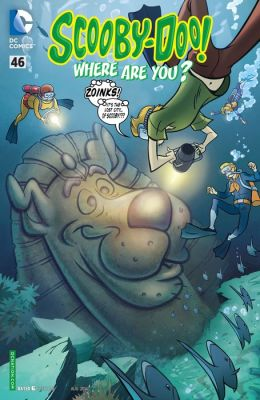Scooby-Doo, Where Are You? (2010- ) #46 (NOOK Comic with Zoom View)