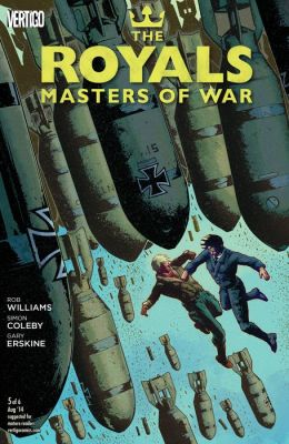 The Royals: Masters of War (2014- ) #5 (NOOK Comic with Zoom View)