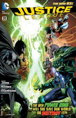 Justice League (2011- ) #31 (NOOK Comic with Zoom View)