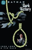 Book Cover Image. Title: Batman:  Dark Victory #0, Author: Jeph Loeb