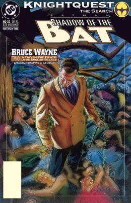 Batman: Shadow of the Bat #22