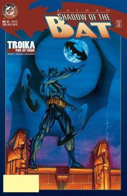 Batman: Shadow of the Bat #35