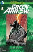 Book Cover Image. Title: Green Arrow:  Futures End #1 (NOOK Comic with Zoom View), Author: Jeff Lemire