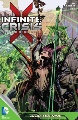 Infinite Crisis: Fight for the Multiverse #9 (NOOK Comic with Zoom View)