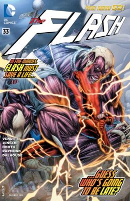 The Flash (2011- ) #33 (NOOK Comic with Zoom View)