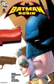 Book Cover Image. Title: Batman and Robin (2009 - 2011) #5, Author: Grant Morrison