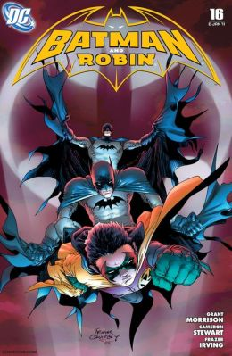 Batman and Robin (2009 - 2011) #16