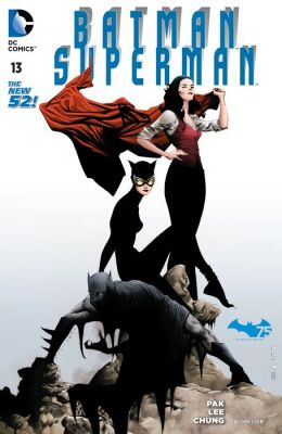Batman/Superman (2013-) #13 (NOOK Comic with Zoom View)