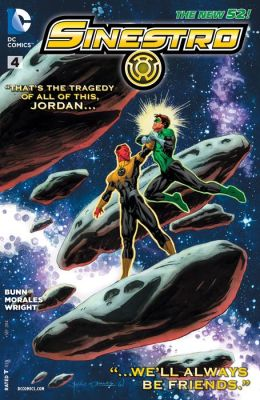 Sinestro (2014- ) #4 (NOOK Comic with Zoom View)