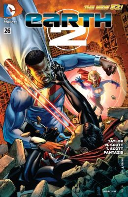 Earth 2 (2012-) #26 (NOOK Comic with Zoom View)