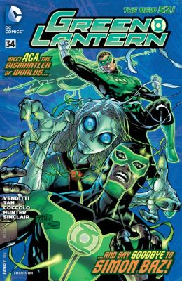 Green Lantern (2012-) #34 (NOOK Comic with Zoom View)