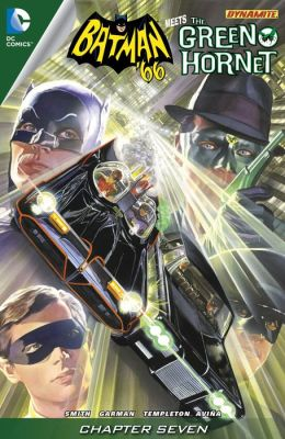 Batman '66 Meets the Green Hornet (2014-) #7 (NOOK Comic with Zoom View)