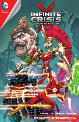 Infinite Crisis: Fight for the Multiverse (2014-) #13 (NOOK Comic with Zoom View)