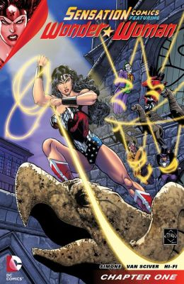 Sensation Comics Featuring Wonder Woman (2014-) #1 (NOOK Comic with Zoom View)