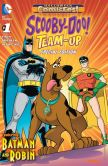 Book Cover Image. Title: Halloween Comic Fest 2014 - Scooby-Doo Team Up #1 featuring Batman (2014-) #1 (NOOK Comic with Zoom View), Author: DC Comics