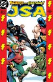 Book Cover Image. Title: JSA (1999-) #27, Author: Geoff Johns