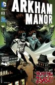 Book Cover Image. Title: Arkham Manor (2014-) #2 (NOOK Comic with Zoom View), Author: Gerry Duggan