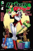 Book Cover Image. Title: Harley Quinn Holiday Special (2014-) #1 (NOOK Comic with Zoom View), Author: Amanda Conner