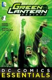 Book Cover Image. Title: DC Comics Essentials:  Green Lantern: Rebirth (2014-) #1 (NOOK Comic with Zoom View), Author: Geoff Johns