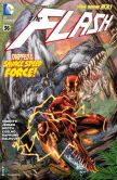 Book Cover Image. Title: The Flash (2011-) #36 (NOOK Comic with Zoom View), Author: Robert Venditti