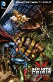 Book Cover Image. Title: Infinite Crisis:  Fight for the Multiverse (2014-) #26 (NOOK Comic with Zoom View), Author: Dan Abnett