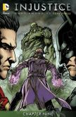 Book Cover Image. Title: Injustice:  Gods Among Us: Year Three (2014-) #9 (NOOK Comic with Zoom View), Author: Tom Taylor