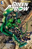 Book Cover Image. Title: Green Arrow (2011-) #37 (NOOK Comic with Zoom View), Author: Andrew Kreisberg
