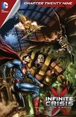 Book Cover Image. Title: Infinite Crisis:  Fight for the Multiverse (2014-) #29 (NOOK Comic with Zoom View), Author: Dan Abnett