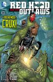 Book Cover Image. Title: Red Hood and the Outlaws (2011-) #38 (NOOK Comic with Zoom View), Author: Scott Lobdell