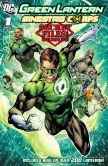 Book Cover Image. Title: Green Lantern/Sinestro Corps:  Secret Files #1 (2007-) #1, Author: Sterling Gates