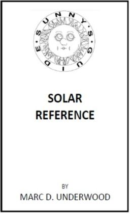 Sunny's Guide Solar Reference