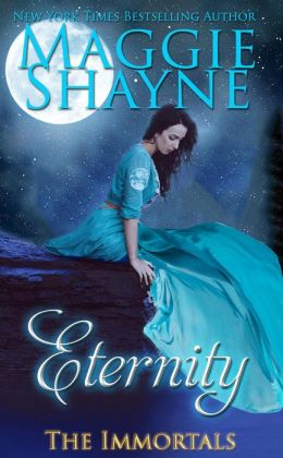 Eternity (Immortal Witches Series #1)