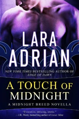 A Touch of Midnight (Midnight Breed Vampire Romance, #1)