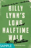 Billy Lynn's Long Halftime Walk (SAMPLE)