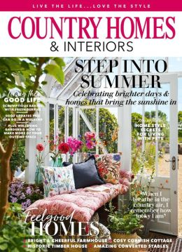 Country Homes & Interiors - UK edition - annual subscription by Time ...