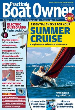 Practical Boat Owner - UK edition