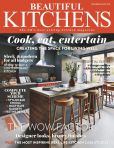 Book Cover Image. Title: Beautiful Kitchens (UK), Author: IPC Media Limited