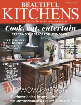 Beautiful Kitchens - UK edition